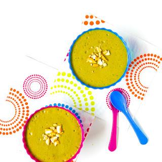 Clean Eating Banana Cream Avocado Mousse - The Perfect Dessert!
