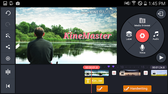 KineMaster – Pro Video Editor- screenshot thumbnail