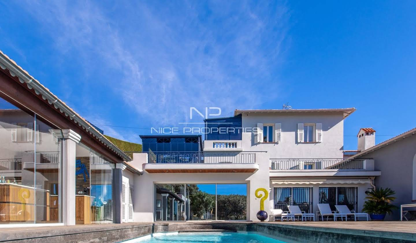 Villa with pool and terrace Nice