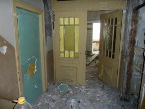 Photo: Korridortür