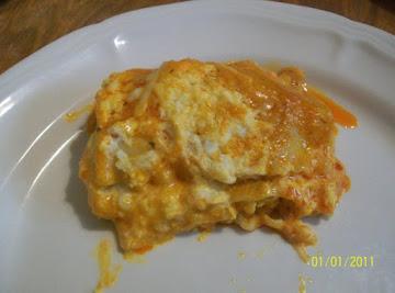 Buffalo Chicken Lasagna Recipe