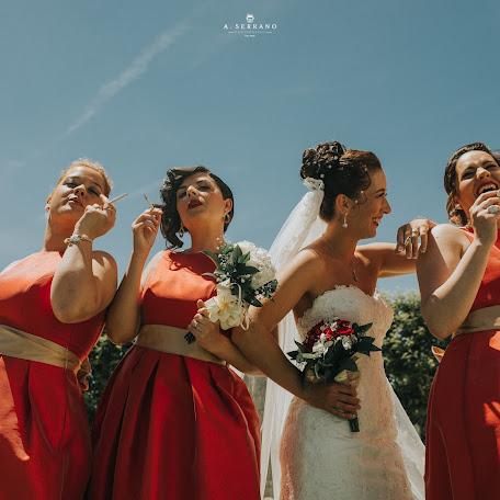 Wedding photographer Aserrano Photography (aserranophotogr). Photo of 23.05.2017
