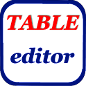 Table files CSV icon