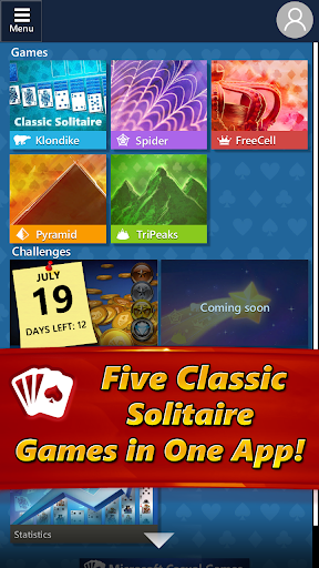 Microsoft Solitaire Collection 1.8.2021.0 screenshots 2