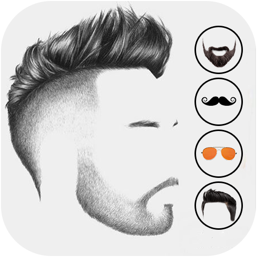 BoyzPix - Photo Editor & Beard Maker icon