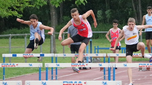 pontcharra la rochette athletisme