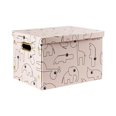 Folding Storage box Contour powder