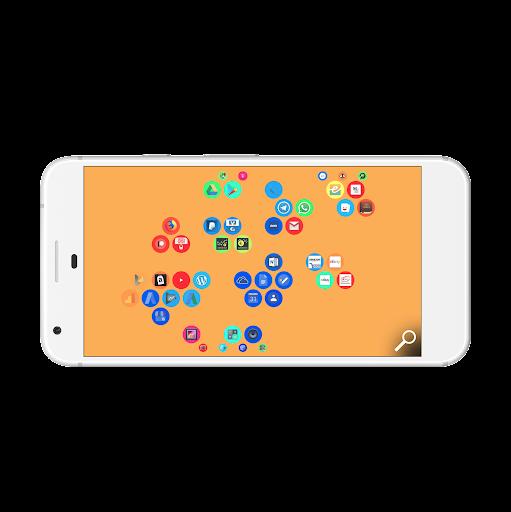 BubbleLauncher free  screenshots 6