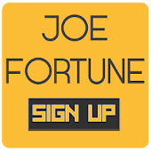 JoeF. Mobile App - Bitcoin WELCOME!