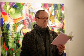 Photo: David Bateman @ Winter Snow Ball @ Urban Gallery Jan 2014