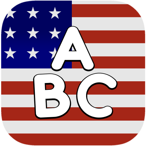 Learn US English free for beginners: kids & adults Icon