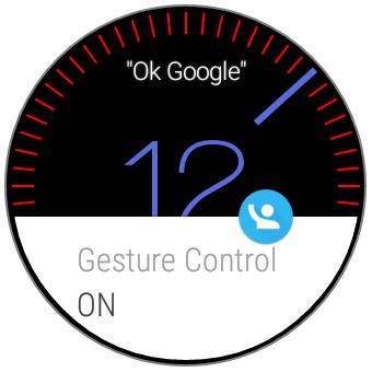 Wear Gesture Control (BETA)