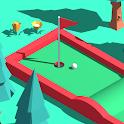 Cartoon Mini Golf - Fun Golf Games 3D icon
