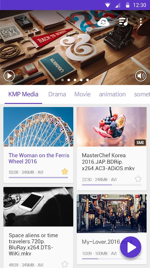 KMPlayer (Play, HD, Video)- screenshot