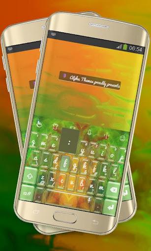 玩免費個人化APP|下載グリーンの変更 TouchPal app不用錢|硬是要APP