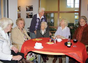 Photo: Sinterklaas inloopmiddag 2 december van de BOOJZ in het Huis van de Buurt Jordaan & Gouden Reael