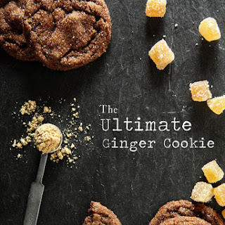 Triple Ginger Crinkles – The Ultimate Ginger Cookies