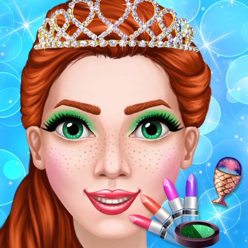 Beauty Salon: Mermaids
