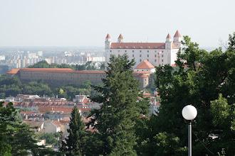 Photo: Bratislavský hrad
