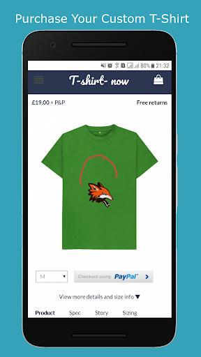 T-Shirt Design Studio 3.0 screenshots 3