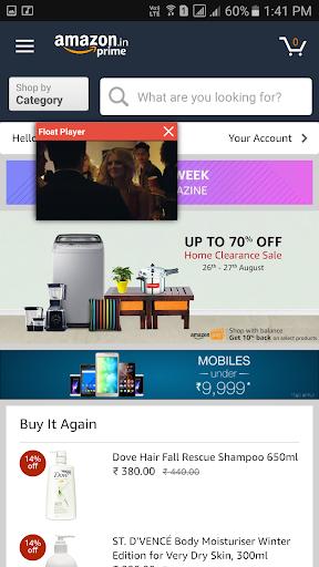 Float Tube video Player 1.0.5 screenshots 2