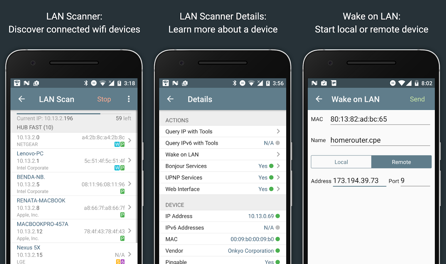 Sniffer Network Analyzer Pro : Network analyzer pro android apps on google play