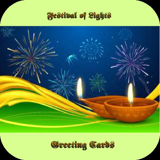 Diwali Greeting Touch 遊戲 App LOGO-硬是要APP