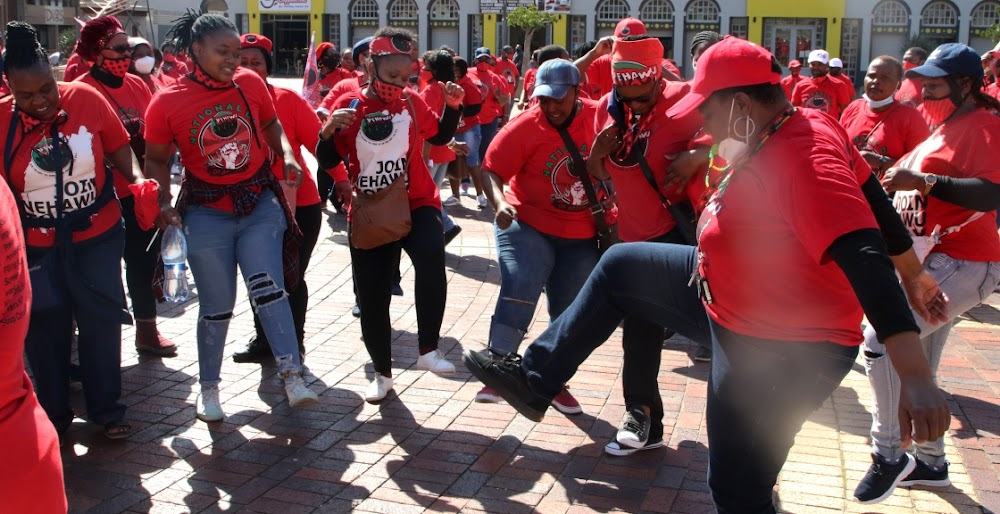 Nehawu fights on for wage hikes - SowetanLIVE
