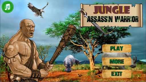 Jungle Assassin War 3D