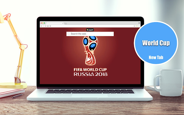World Cup Wallpapers New Tab Theme