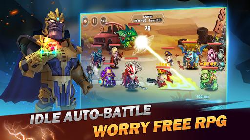 AFK Heroes: Idle Arena - Peak Battle 1.0.0 Mod screenshots 5