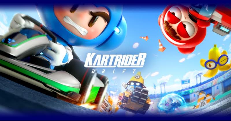 KartRider Drift ประกาศ Pre Register เปิดให้นักซิ่งทุกคนเข้าร่วม CBT