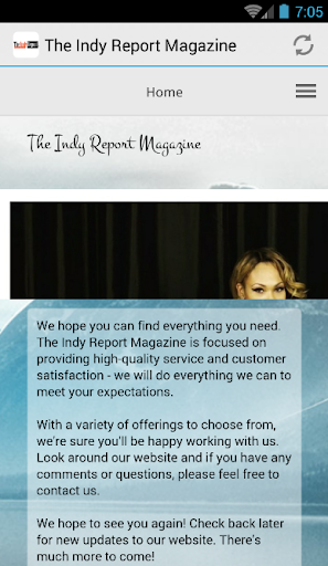 The Indy Report Magazine