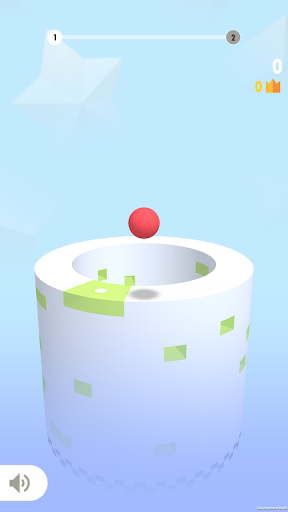 Hopping Ball 1.0.5 screenshots 1