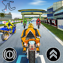 Thumb Moto Race - New Bike Race Games 2021 icon