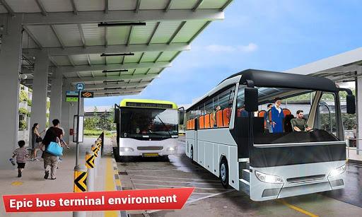 Virtual girl tourist bus waitress jobs : Dream Job 1.5 screenshots 5