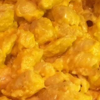 Slow Cooker Mac N Cheese.