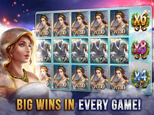 God of Sky - Huge Slots Machines apktram screenshots 6