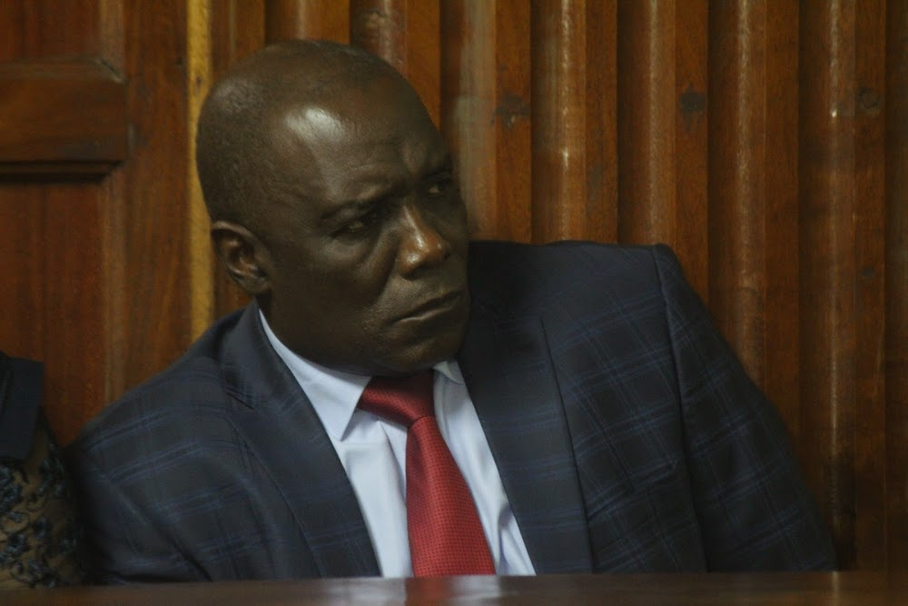 Ex-NLC chair Swazuri to spend 7 more days in cell