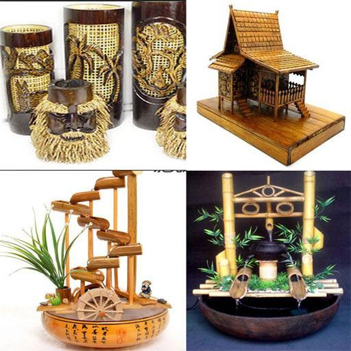 Unique Bamboo Craft (app)