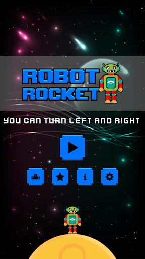 Robot Rocket