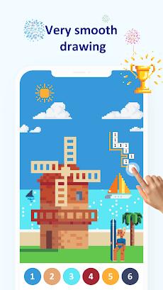 No.Pix - 塗り絵 - ぬりえ 無料, 色塗りアプリ, 数字で色塗, 番号でペイントのおすすめ画像5