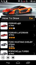 How to Draw Car - screenshot thumbnail 01