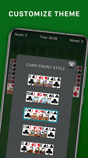 AGED Freecell 1.0.4 screenshots 5