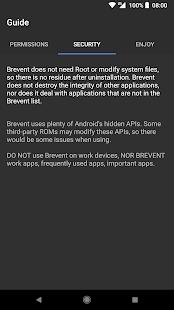 Brevent - náhled