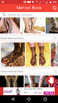 Mehndi Book(Latest Fashion) - screenshot thumbnail 07