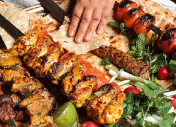Jujeh Kabob (persian Chicken Kabob)