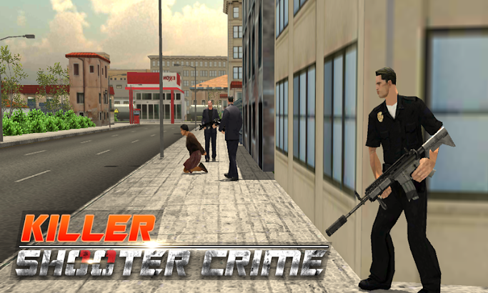 Killer Shooter Crime screenshot