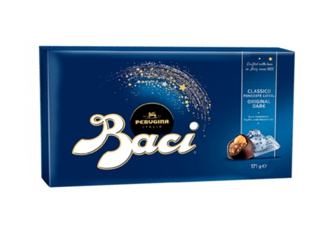 chocolate baci bijou 150 gr