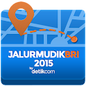 Jalur Mudik BRI 2015 icon